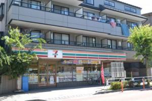 セブンイレブン狛江東和泉3丁目店