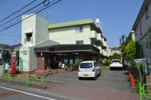 狛江岩戸南郵便局